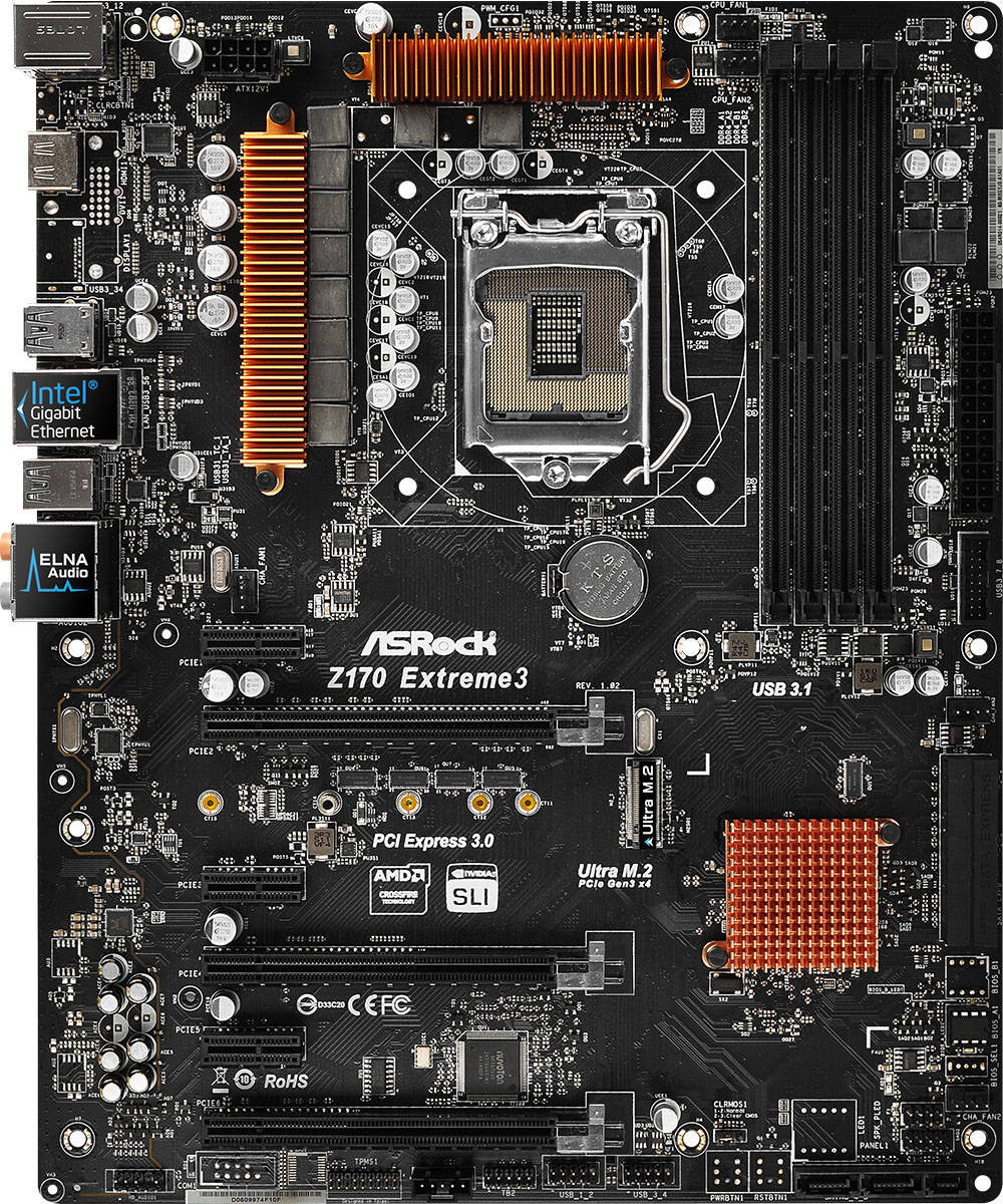 ASRock Z170 Extreme3 Intel Graphics Drivers (2019)