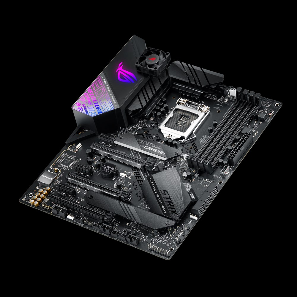 Asus Rog Strix Z390 E Gaming Motherboard Specifications On Motherboarddb